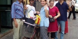 En route pour Darjeeling