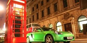 Photo Ca se passe comme ça à Londres!