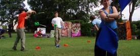 Convention de jonglerie passe la balle
