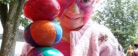 Couleurs et jonglerie