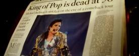 Michael Jackson est mort - Los Angeles