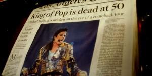 Michael Jackson est mort – Los Angeles