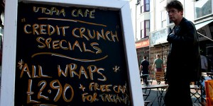 Credit Crunch Specials – photo a Brighton