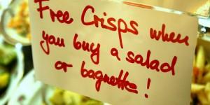 Courte réflexion sur la nourriture anglaise…