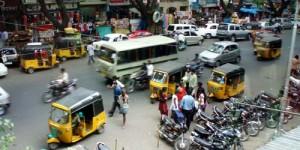 Première descente à Chennai
