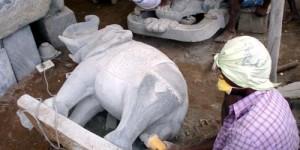 Visite de Mamallapuram (Mahabalipuram)