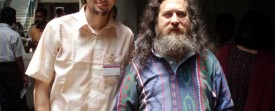 I got it... Stallman picture! :-)