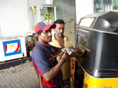 rickshaw essence