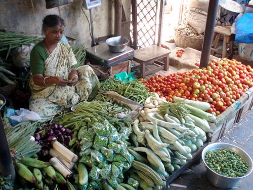 pondychery market