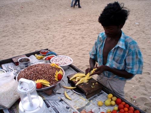 beach chennai plage madras