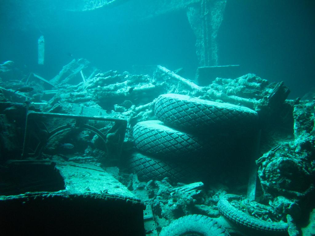 Plongée sur une épave – 3 des meilleurs bateaux à visiter sous l